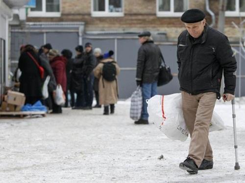 """Cuộc """"khủng hoảng ngầm"""" của Ukraine - 2"""
