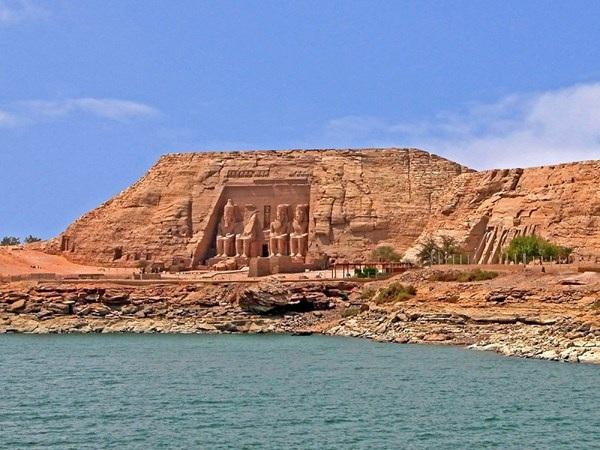Chiêm ngưỡng đền thờ Abu Simbel - niềm tự hào của người dân Ai Cập - 2