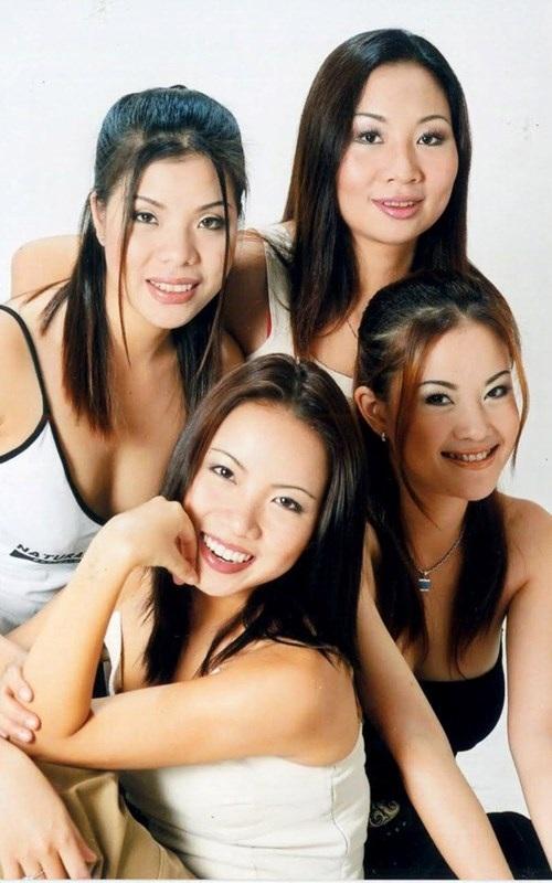 Câu chuyện về 4 cô gái cá tính nhóm Tik Tik Tak ngày ấy - 2