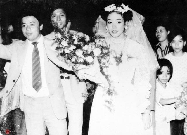 Đám cưới của 2 nghệ sĩ diễn ra vào năm 1987