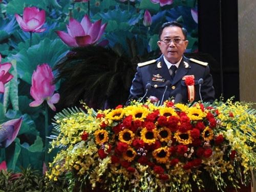 Đại tá Nguyễn Công Sơn, Phó chính ủy Bộ tư lệnh Vùng 4 Hải quân.