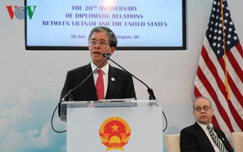 """""""Mỹ luôn đứng cạnh Việt Nam để duy trì hòa bình ở Biển Đông"""" - 1"""