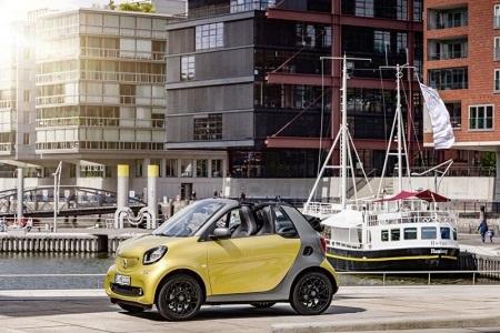 Smart ForTwo Cabriolet 2016 - Sự lãng mạn của người Đức - 7
