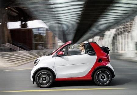 Smart ForTwo Cabriolet 2016 - Sự lãng mạn của người Đức - 9