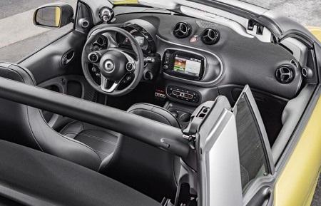 Smart ForTwo Cabriolet 2016 - Sự lãng mạn của người Đức - 5