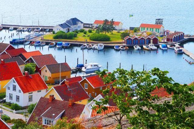 Vi vu những ngôi làng cổ đẹp như cổ tích trên thế giới - 17