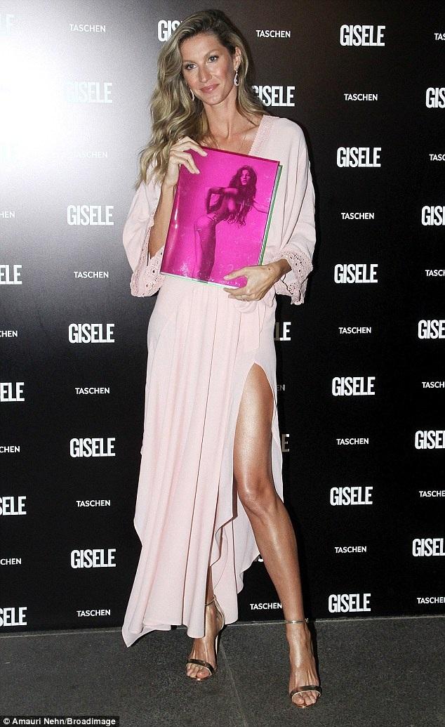 Gisele là siêu mẫu đình đám nhất đất nước Brazil
