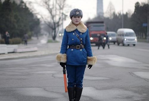 Mùa đông nhuộm trắng xứ sở Triều Tiên bí ẩn - 2