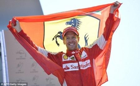 Chặng 12 F1 2015: Chiến thắng hồi hộp của Hamilton - 1