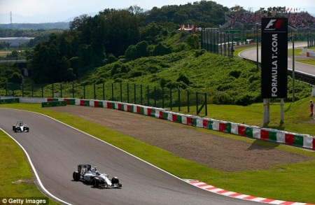 F1 2015 chặng Nhật Bản: Chiến thắng nhẹ nhàng của Hamilton - 4