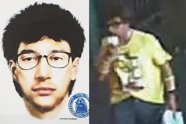 """Những """"thám tử giấu mặt"""" trong cuộc săn lùng nghi phạm đánh bom Bangkok - 1"""