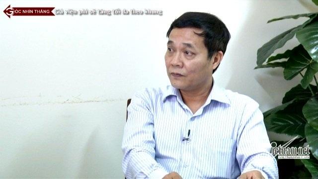 Ông Phạm Lương Sơn, Trưởng Ban thực hiện chính sách Bảo hiểm Y tế, Bảo hiểm xã hội Việt Nam.