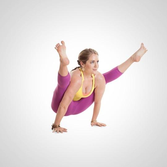 """7 động tác yoga cải thiện """"chuyện yêu"""" - 3"""