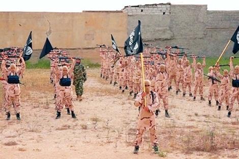 """Tiết lộ bản kế hoạch xây dựng """"nhà nước"""" của IS - 3"""