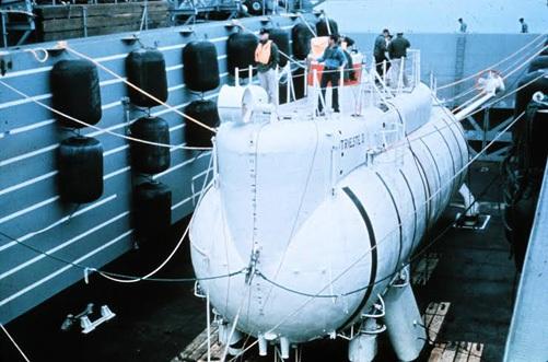 Chiến dịch tuyệt mật dưới đáy đại dương - 3