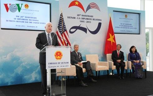 """""""Mỹ luôn đứng cạnh Việt Nam để duy trì hòa bình ở Biển Đông"""" - 3"""