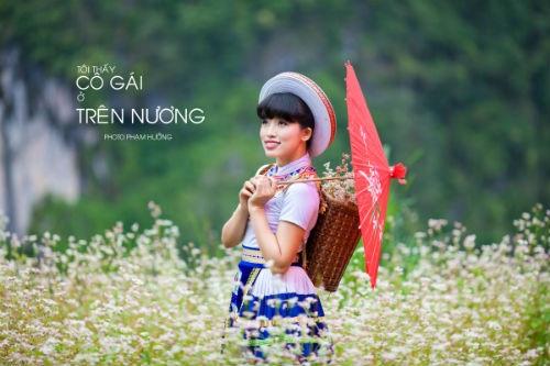"""Ảnh cưới lãng mạn """"Tôi thấy tam giác mạch trên Đồng Văn"""" - 3"""