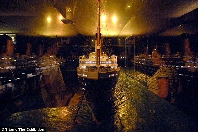 Những hiện vật sót lại của con tàu Titanic huyền thoại - 4