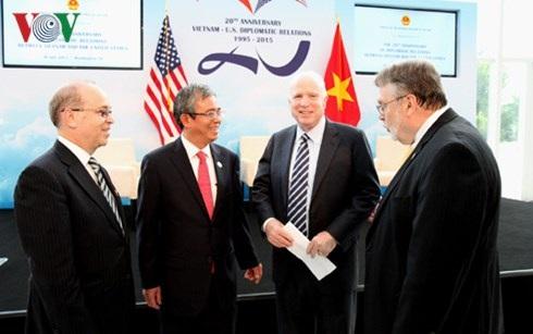 """""""Mỹ luôn đứng cạnh Việt Nam để duy trì hòa bình ở Biển Đông"""" - 2"""