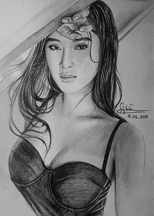 Hot girl Angela Phương Trinh