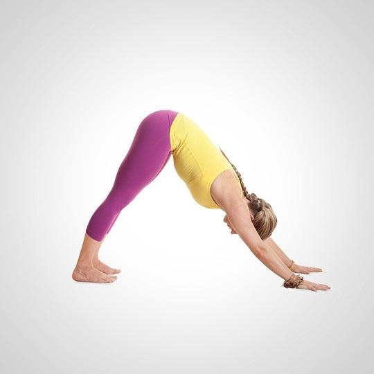 """7 động tác yoga cải thiện """"chuyện yêu"""" - 6"""