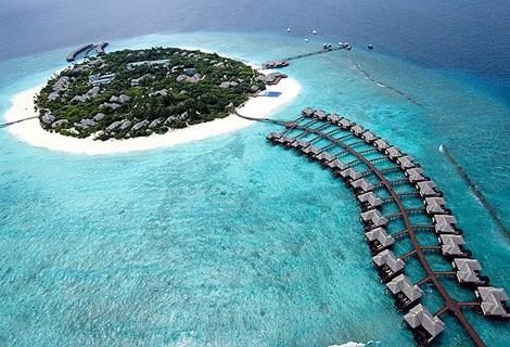 Ấn Độ lo Trung Quốc muốn xây đảo nhân tạo ở Ấn Độ Dương - 1