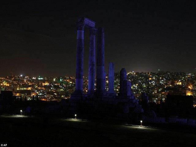 Đền thờ Amman, Jordan.