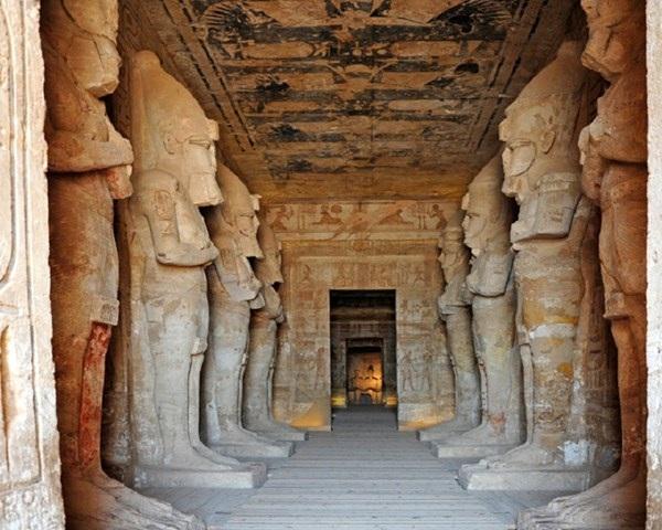 Chiêm ngưỡng đền thờ Abu Simbel - niềm tự hào của người dân Ai Cập - 8