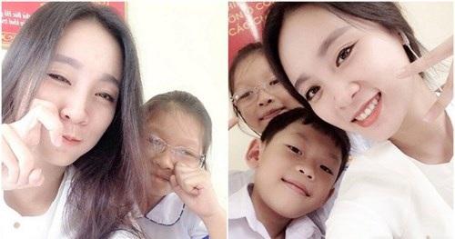 10 cô giáo xinh nhất Việt Nam khiến dân mạng điên đảo - 8