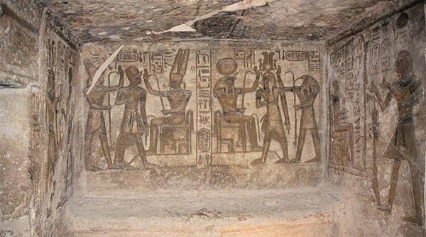 Chiêm ngưỡng đền thờ Abu Simbel - niềm tự hào của người dân Ai Cập - 9