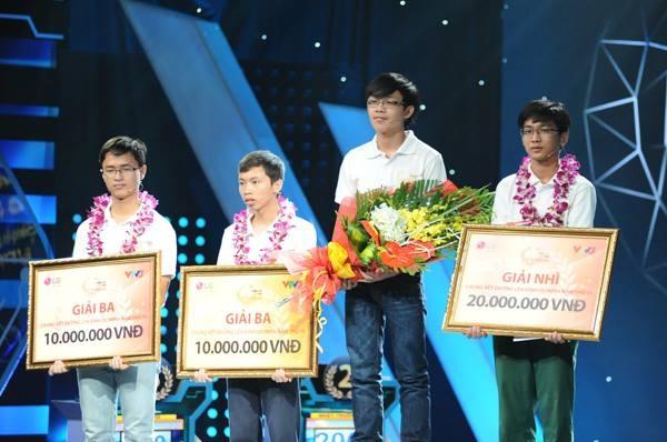 CK Olympia 2015: Chàng trai đất Quảng Trị đăng quang ngôi Vô địch - 2