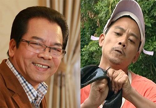 NSƯT Trần Nhượng và con trai Bình Trọng