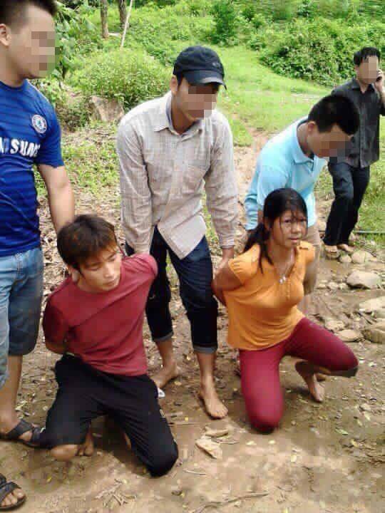Ráo riết truy tìm con dao gây án trong vụ thảm sát ở Yên Bái - 1