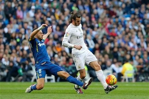 Bale tiếp tục ghi bàn cho Real Madrid tại La Liga