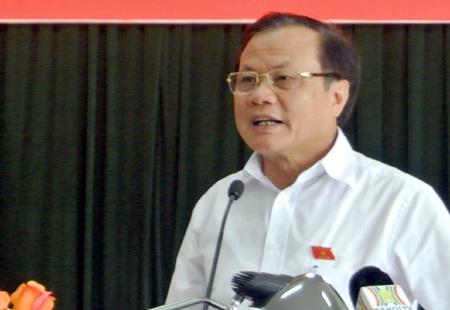Công trình vi phạm tại 250 Minh Khai đang được xử lý từng bước sau chỉ đạo của Bí thư Thành ủy Phạm Quang Nghị.