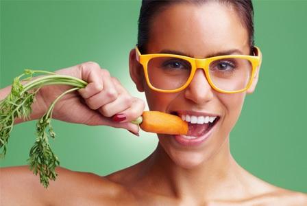 Có nên ăn nhiều cà rốt cho sáng mắt? - 1