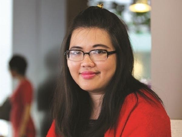 Nguyễn Hữu Cát Thư - nữ kỹ sư trẻ nắm giữ 2 bằng sáng chế Mỹ.