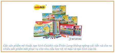 Nhiều sản phẩm mới phục vụ nhu cầu học vẽ của bé - 1