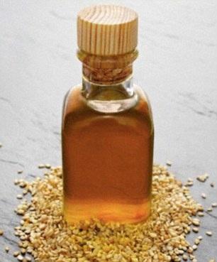 Có thể dùng dầu vừng như một loại thuốc làm sạch răng tự nhiên.