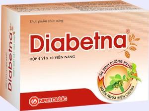 Giúp hạ đường huyết  Hỗ trợ ngăn ngừa biến chứng tiểu đường