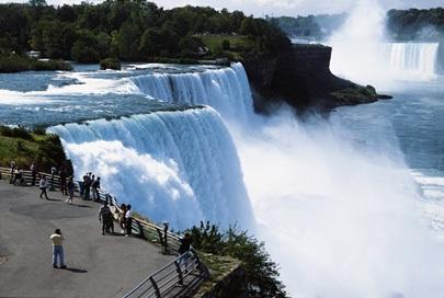Thác Niagara – một vẻ đẹp thiên nhiên tại Canada