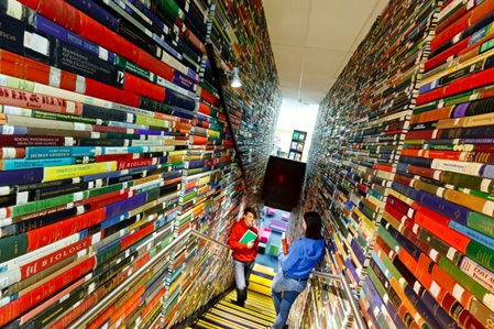 Thư viện Đại học Deakin, Úc với thiết kế độc đáo