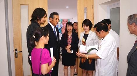 FLC hợp tác với Tập đoàn hàng đầu Nhật Bản trong lĩnh vực y tế - 5