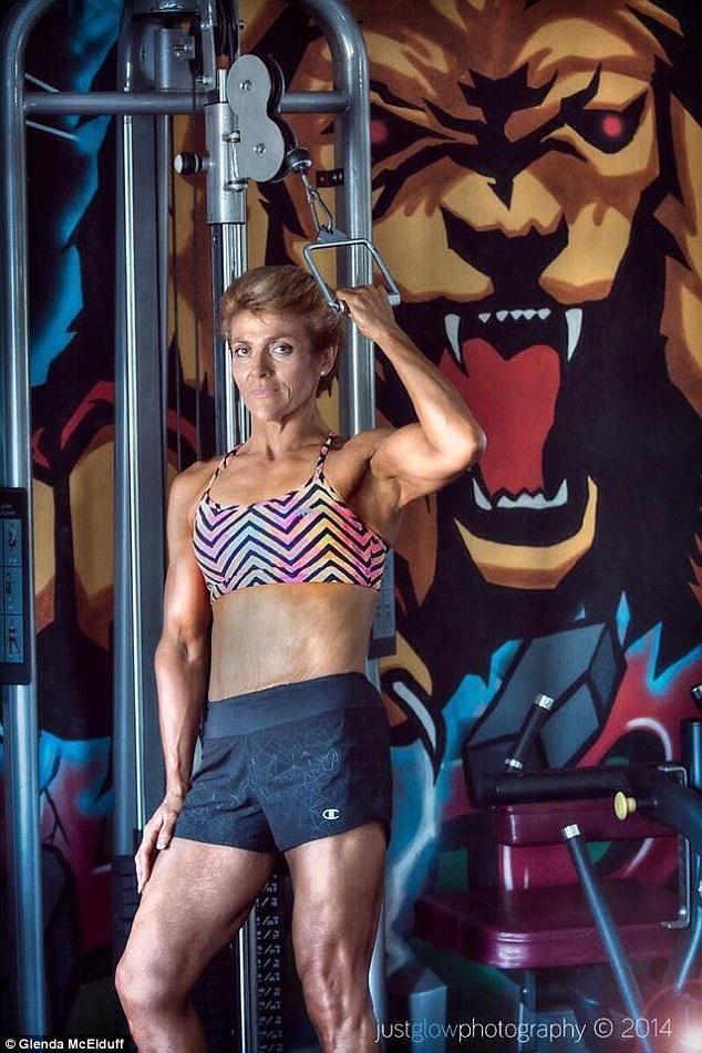 Từ bỏ béo phì, ngoạn mục trở thành vận động viên thể hình - 8
