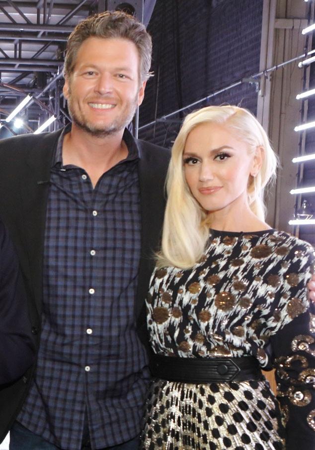 Gwen và người đồng nghiệp - Blake đang hò hẹn.