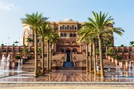 Những khách sạn sang trọng bậc nhất thế giới - 1