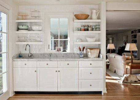 Thiết kế không gian mở - giải pháp tối ưu cho nhà bếp nhỏ hẹp - 1