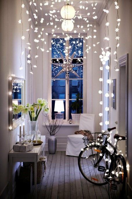 Ngôi nhà đẹp lung linh nhờ đèn trang trí mùa Giáng sinh - 10