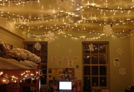 Ngôi nhà đẹp lung linh nhờ đèn trang trí mùa Giáng sinh - 2