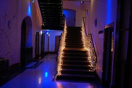 Ngôi nhà đẹp lung linh nhờ đèn trang trí mùa Giáng sinh - 3